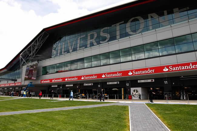 Circuito de Silverstone, Gran Premio de Gran Bretaña