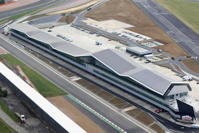 Gran Premio de Gran Bretaña, Silverstone