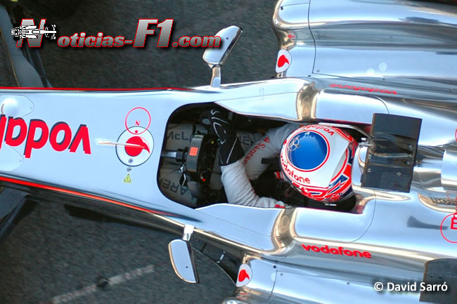 Jenson Button - 3 - David Sarró - www.noticias-f1.com