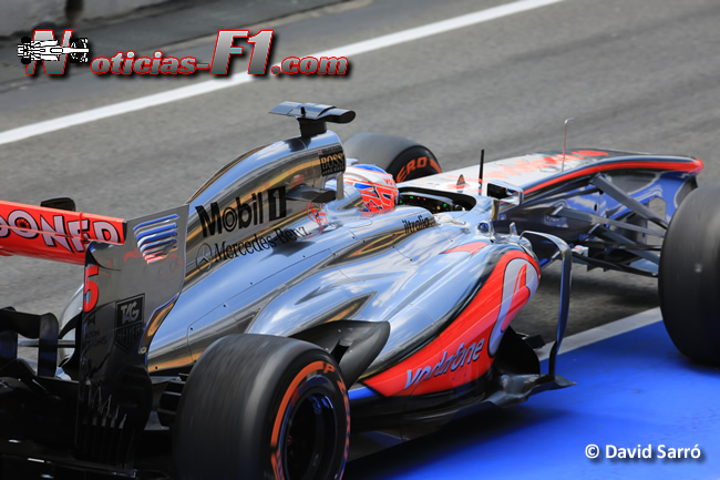 Jenson Button - 4 - David Sarró - www.noticias-f1.com