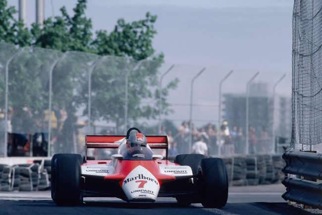 John Watson - McLaren