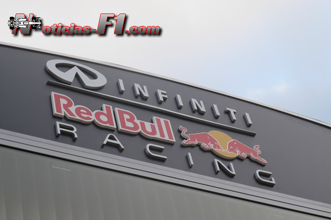 Logo Infiniti Red Bull Racing