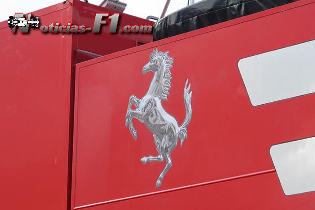 Logo Ferrari - www.noticias-f1.com