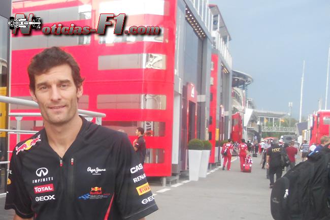 Mark Webber - www.noticias-f1.com