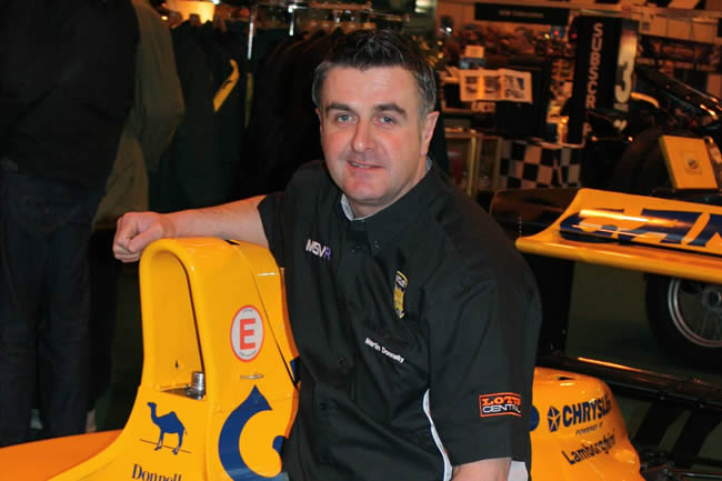 Martin Donnelly Lotus