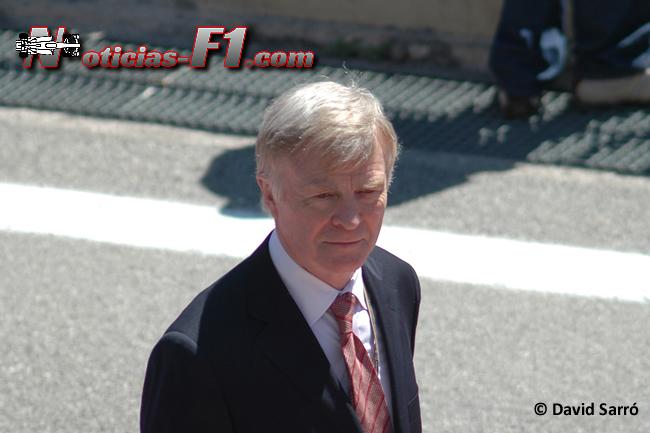 Max Mosley - David Sarró - www.noticias-f1.com