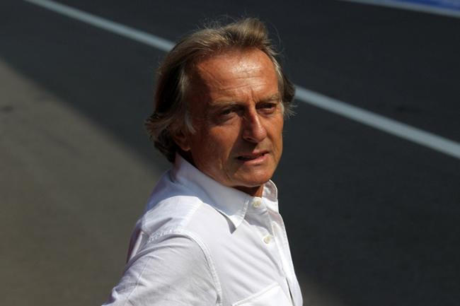 Luca di Montezemolo - Ferrari