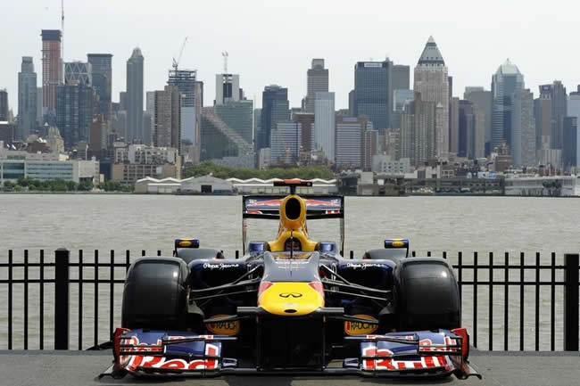 New Jersey - Red Bull