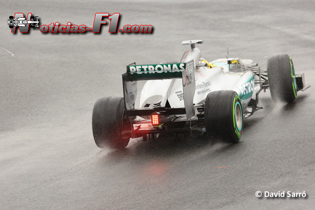 Nico Rosberg - 5 - David Sarró - www.noticias-f1.com