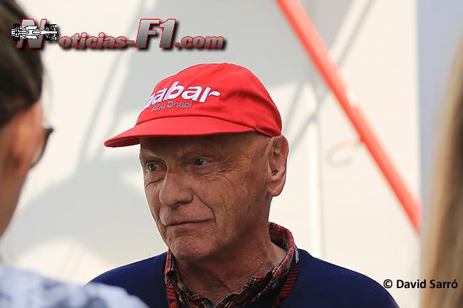 Niki Lauda - David Sarró - www.noticias-f1.com