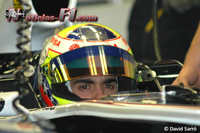 Pastor Maldonado - 4 - David Sarró - www.noticias-f1.com