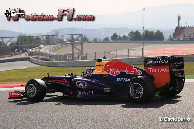 Sebastian Vettel - 3 - David Sarró - www.noticias-f1.com