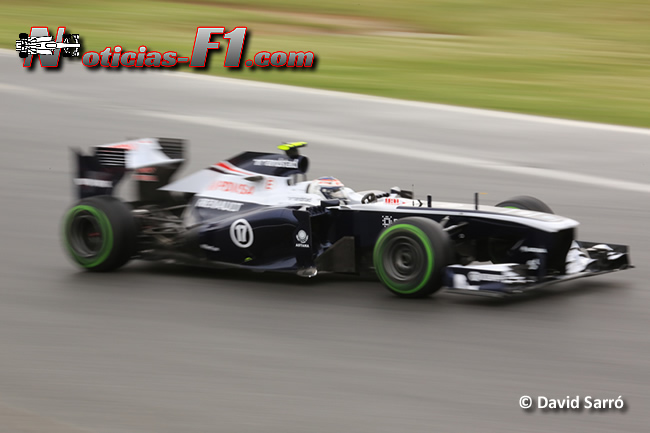 Valtteri Bottas - 3 - David Sarró - www.noticias-f1.com