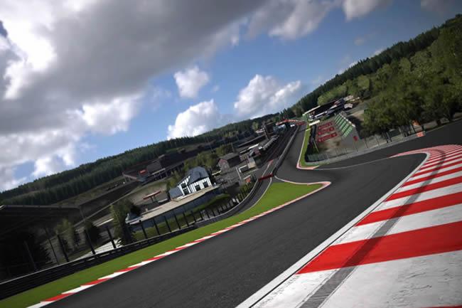 Bélgica, Circuito Spa 1