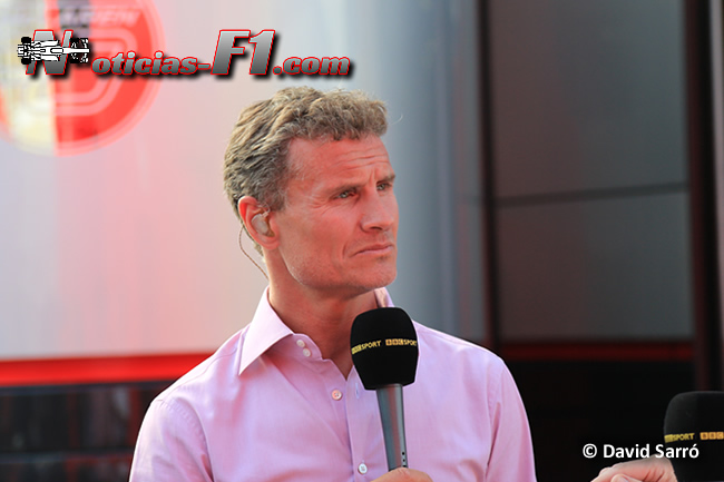 David Coulthard - David Sarró - www.noticias-f1.com