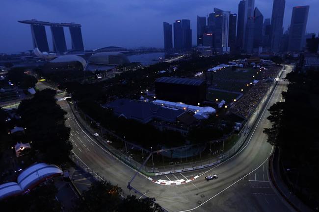Gran Premio Singapur 2013. Marina Bay