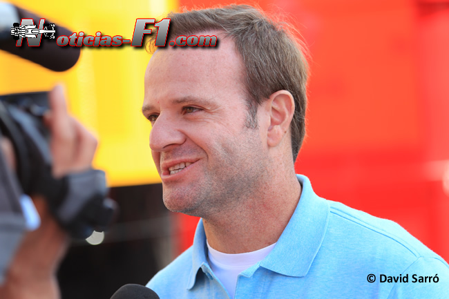 Rubens Barrichello - David Sarró - www.noticias-f1.com