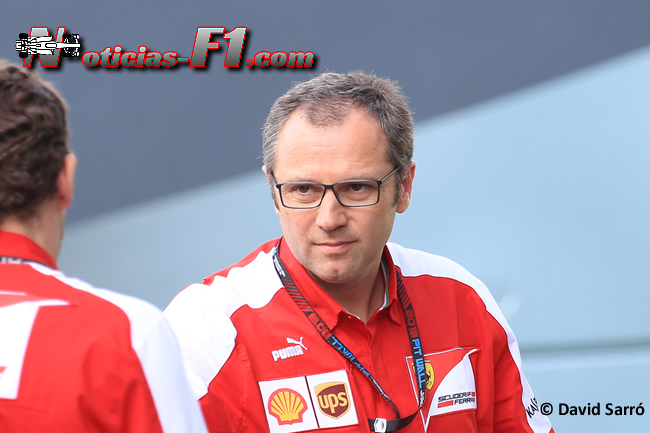 Stefano Domenicali - David Sarró- www.noticias-f1.com