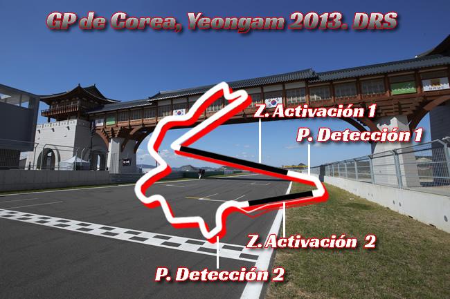 Gran Premio Corea 2013 - Yeogam - DRS