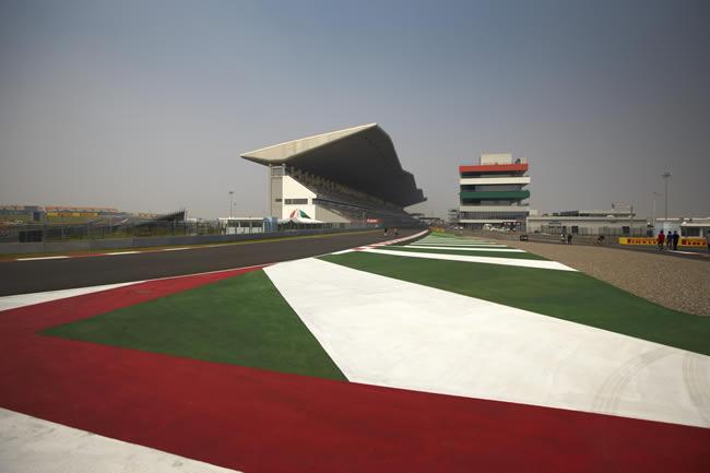 Gran Premio de India 2013