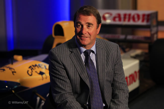 Nigel Mansell - Williams