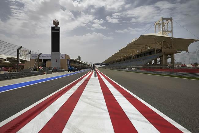 Circuito Bahréin