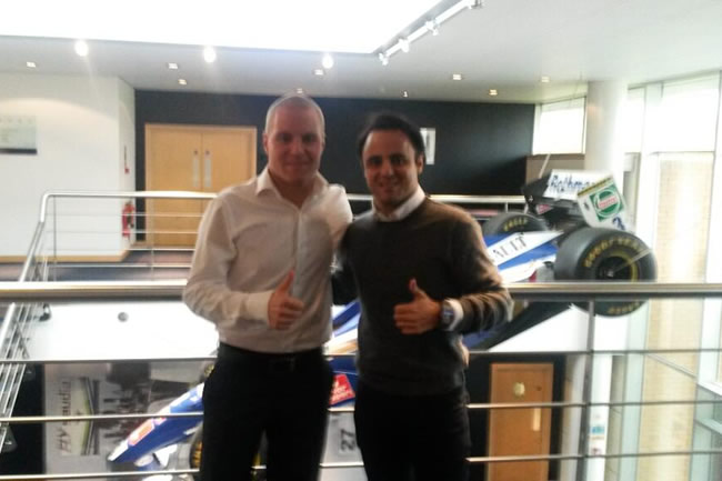 Felipe Massa - Valtteri Bottas - Williams F1 2014