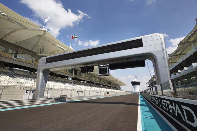 Gran Premio - Abu Dhabi - Yas Marina 2013