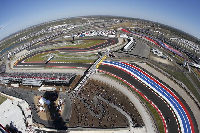 Gran Premio de Estados Unidos - Austin - 2013