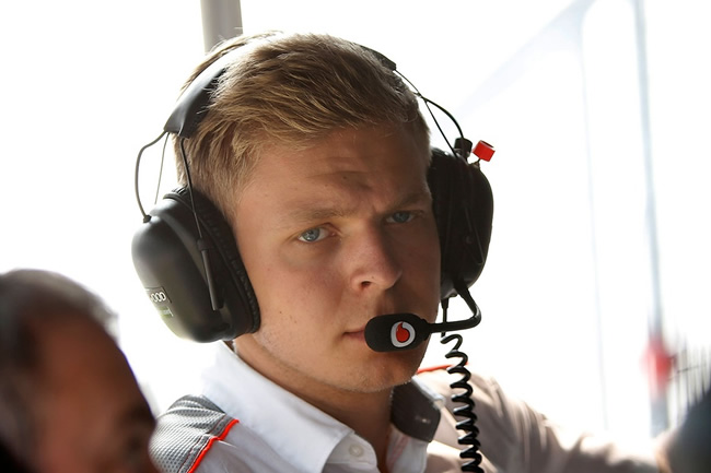 Kevin Magnussen - McLaren 2014