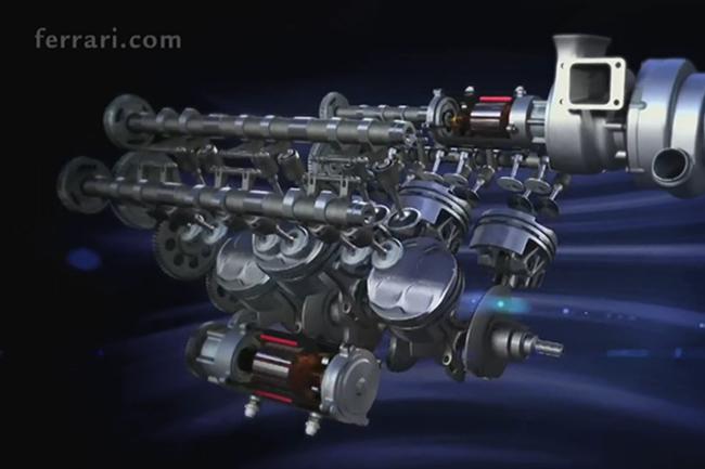 Ferrari - Presentación Propulsor V6 - Temporada 2014 - 059/3