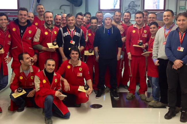 Kimi Raikkonen - Scuderia Ferrari - 2013