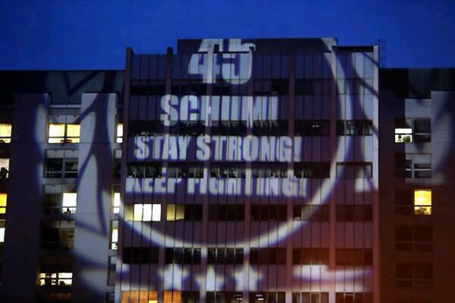 45 Schumi - Stay Strong - Keep Fighting