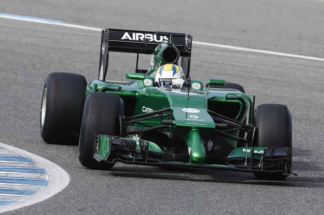Caterham - CT05