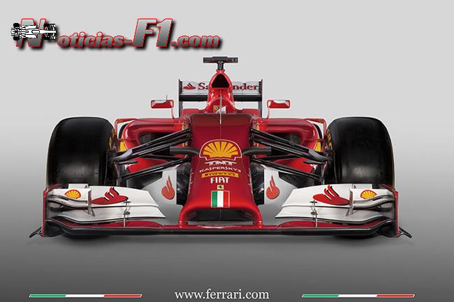 Ferrari F14 T - 1