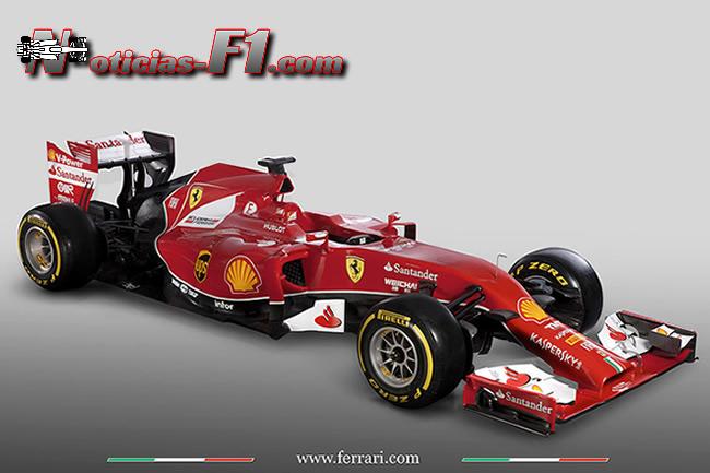 Ferrari F14 T -