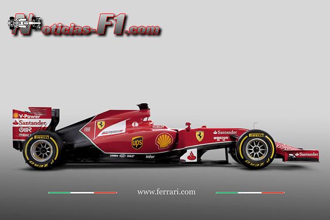Ferrari F14 T - 3