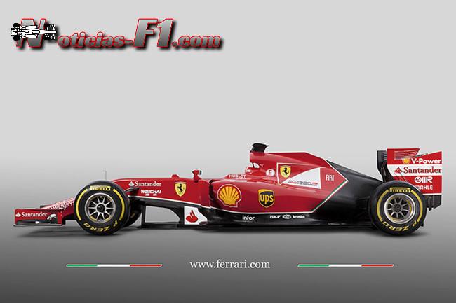 Ferrari F14 T - 4