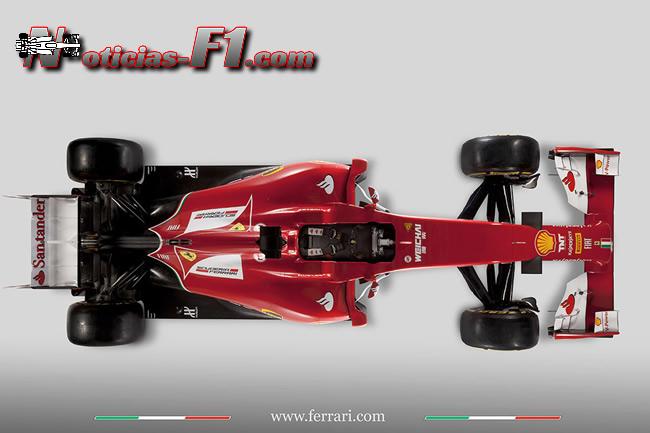 Ferrari F14 T - 5