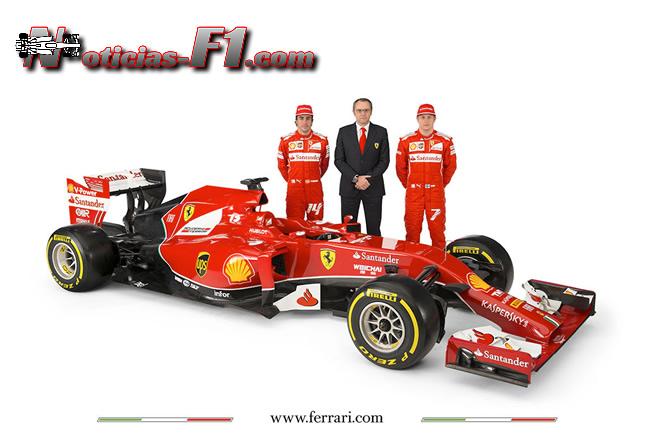 Ferrari F14 T - 7