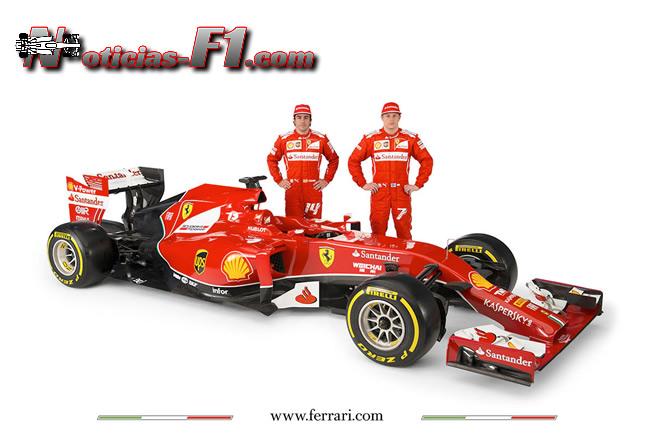 Ferrari F14 T - 8