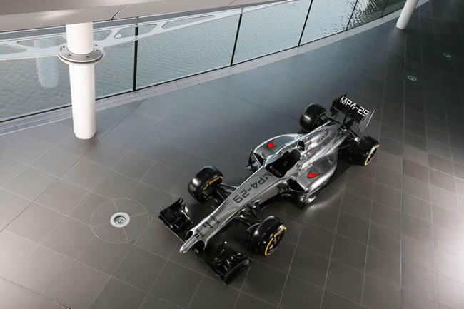 McLaren MP4-29 - 1