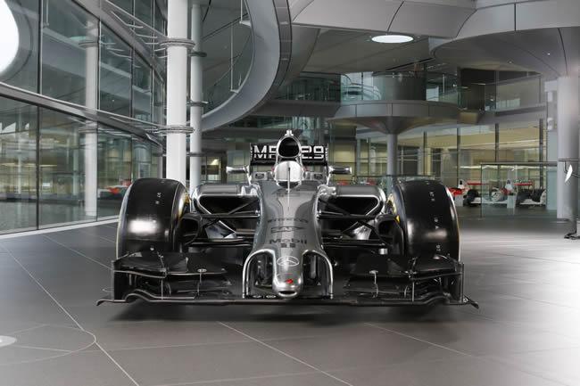 McLaren MP4-29 - 2