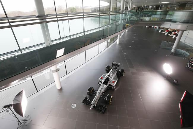 McLaren MP4-29 - 3