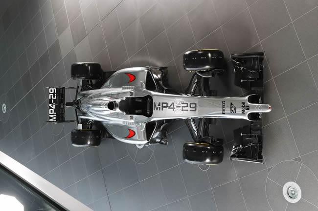 McLaren MP4-29 - 4