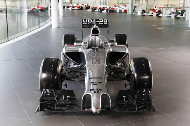 McLaren MP4-29 - 5