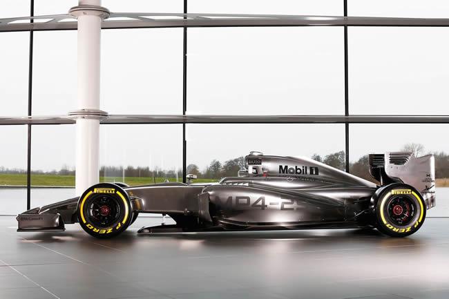 McLaren MP4-29 - 7