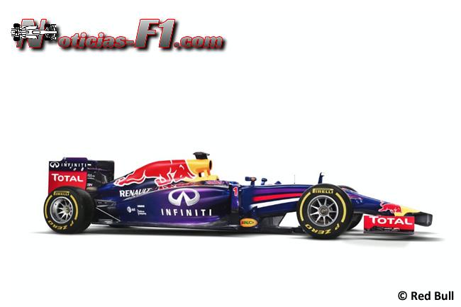Red Bull - RB10 - 3