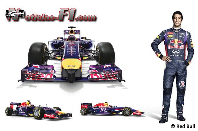 Red Bull - RB10 - Daniel Ricciardo