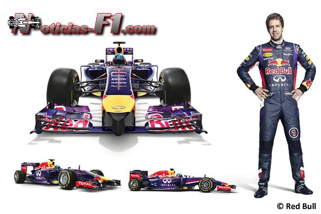 Red Bull - RB10 - Sebastian Vettel